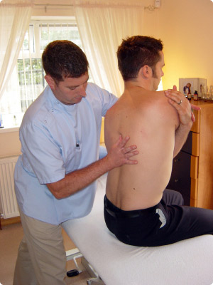 osteopath back treatment in Leicester